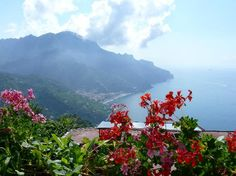 Amalfi, Coast. When do I go back? The scenery is spectacular. The people warm and friendly! The food yummy!