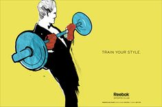 Train Your Style by Reebok