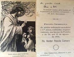 F.G. Saraiva: Dom Helder chegou ao Rio de Janeiro em 1936