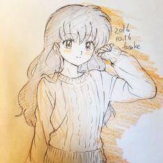 Inuyasha Fan Art, Kagome And Inuyasha, Kagome Higurashi, Manga Anime, Anime Art, Inu Yasha, Card Captor, Comic Drawing, Naruto Funny