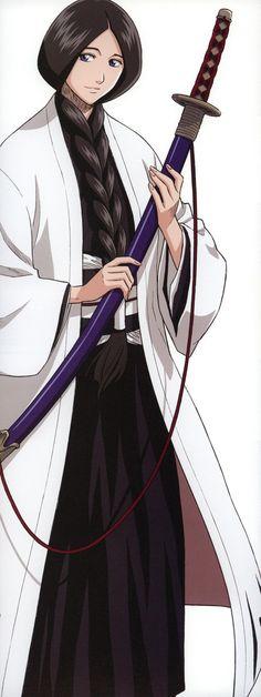 Retsu Unohana,Yachiru - Bleach