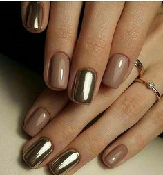 Love the matte idea as opposed to glitter!
