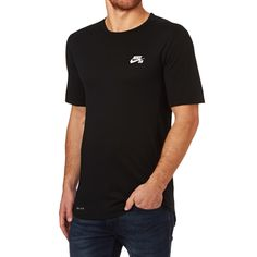 Men s Nike Skateboarding T-shirts - Nike Skateboarding SB Skyline Dri-fit  Cool Graphic 731c804bb