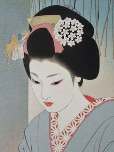 Shimura tatsumi 志村立美 (1907-1980)
