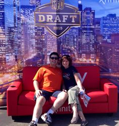 May 2015 Chicago Host's the NFL Draft. Joe & Jean Marella's Spouses Selling Houses Team at Keller Williams Realty Partners.  Selling Chicago's NW suburbs & O'Hare Area for over 20 years.  Search for Chicago NW Suburbs & O'Hare Homes at www.SpousesSellingHousesTeam.net