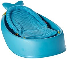 Skip Hop Moby Bath Smart Sling Bathtub Blue Baby Shower Tub for sale online Baby Bath Seat, Bath Seats, Toddler Bath Tub, Bath Support, Baby Baden, Tubs For Sale, Thing 1, Baby Learning, Baby Essentials