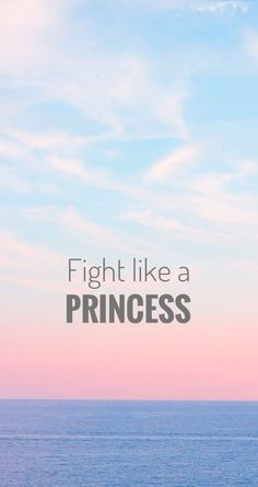 Fight and princess