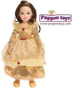Disney Princess Belle Doll 35cm ZAPF CREATION - Juguetes Puppen Toys