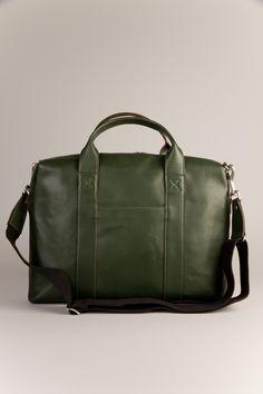 Davis Brief Mill Leather