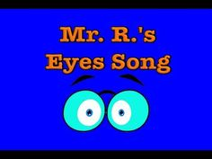 I wrote this for my early elementary science classes to help teach about eyes and the sense of sight. (lyrics below) see more of Mr.'s free math and scien. Five Senses Preschool, 5 Senses Activities, My Five Senses, Body Preschool, Movement Activities, Preschool Songs, Preschool Themes, Kids Songs, Science Activities