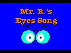eyes! A 5 senses sing-along