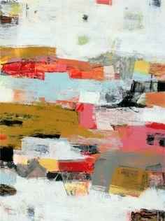 "Saatchi Art Artist Julie Schumer; Painting, ""Canyon Suite 6"" #art"