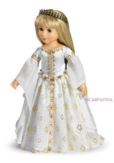 Accolade Lady Doll Clothes
