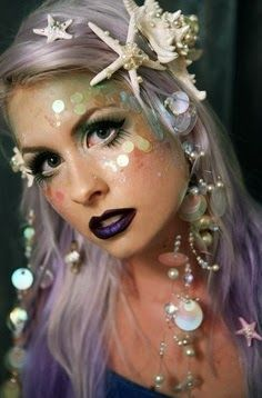dark water nymph makeup - Google Searchvisit http://www.pwsurplusstore.com/ or like our Facebook page https://web.facebook.com/PW-Surplus-520415614800322/?fref=ts.#makeup#tips#tricks