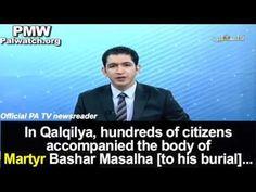 El terrorista árabe, Bashar Masalha se ha convertido en un héroe para la Autoridad Palestina (AP), después de asesinar al turista estadounidenseTaylor Fuerzay herir a otras 11 personas en labrut…