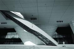 Palais des Congrès extension, Paris / Christian de Portzamparc, 1999. Image © Nicolas Borel