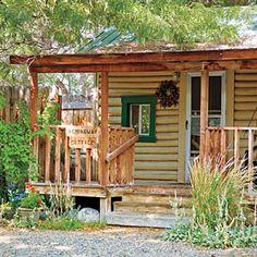 37 best cabin getaways   Billingsley Creek Lodge and Retreat, Hagerman, ID   Sunset.com