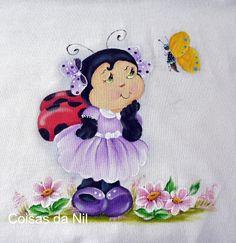 http://nilzozo.blogspot.com/2012/08/pintura-em-tecido-joaninha-.html
