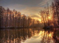 Widescreen Wallpaper: reflection