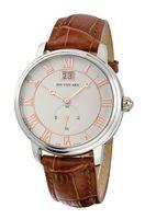 Jos Von Arx Watch - Brown Leather