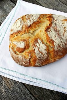 Rustic bread with potatoes | Passions Mihaela