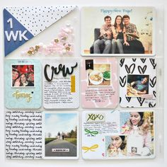 21 trendy travel journal pages layout project life Scrapbook Paper Projects, Project Life Scrapbook, Project Life Album, Project Life Layouts, Project Life Cards, Scrapbook Layouts, Scrapbooking Ideas, Travel Journal Scrapbook, Travel Journal Pages