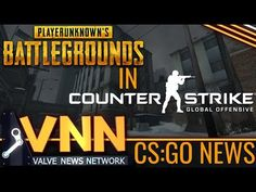 CS:GO's Survival Mode / Battlegrounds / PUBG - ValveNewsNetwork