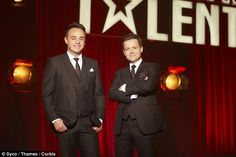 Deal or no deal? Ant and Dec's £30million deal with ITV is reportedly in jeopardy as the duo are 'not sure' they want to remain hosts of Britain's Got Talent
