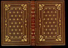 Zaehnsdorf Exhibition Bindings on Mosher Books - The Mosher Press