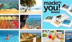 Celebre os melhores momentos de Verão com Renova Made By You