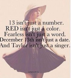 I am a #SWIFTIE