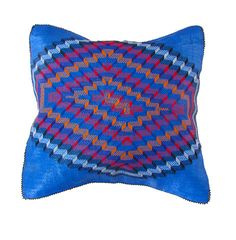 Embroidered cushion – Limpopo Design Store