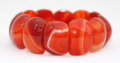 Metaphysical Gifts, Cards, Wrap and Crystals | Life Is A Gift Shop - Carnelian Bracelet for Vitality, Passion and Creativity, $32.00 (http://lifeisagiftshop.com/carnelian-bracelet-for-vitality-passion-and-creativity/)