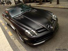 Mercedes SLR Brabus 722