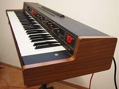 VERMONA Piano-Strings Analog String Machine DDR Kult-Keybaord von 1980 Rar!   eBay