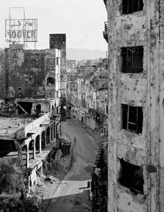 Beirut, 1991. - (Gabriele Basilico, Studio Gabriele Basilico)