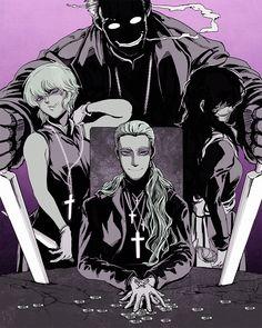 Judas Iscariot by ShadowLuhi.deviantart.com on @DeviantArt
