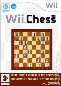 #Nintendo wii wii chess #(wii) #videogames ,  View more on the LINK: http://www.zeppy.io/product/gb/2/301832488898/
