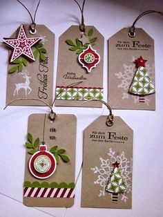 stampin+up-geschenkanh%C3%A4nger-weihnachten-christmas-festive+flurry-warmth+%26+wonder-wunderbare+weihnachtsgr%C3%BC%C3%9Fe-wishing+you-simply+stars-stilmix-eiszauber+%283%29.JPG (1200×1600) Christmas Gift Wrapping, Xmas Gifts, Holiday Gift Tags, Handmade Christmas, Stampin Up Christmas, Christmas Holidays, Paper Tags, Taps, Card Tags