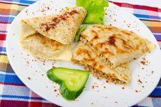 Κρέπες με κιμά και παρμεζάνα Cetogenic Diet, Keto Recipes, Bread, Ethnic Recipes, Yummy Yummy, Dairy, Food, Essen, Breads