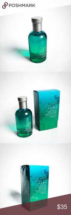 c2fe8453a Zara Summer Collection Men's - new - Sealed - summer fresh scent Zara Other
