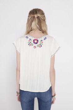 Conocé lo nuevo de este Verano 17 en Rapsodia.com > Camisa Platis Ekene