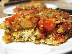 Chicken Parm Sandwich Casserole - Interesting