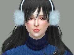 S-Club LL ts4 Earmuff N01
