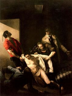 Odd Nerdrum. Mørdet ...BTW,Please Check this out: http://artcaffeine.imobileappsys.com