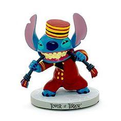 Disneyland Paris - Tower of Terror Stitch-Figur