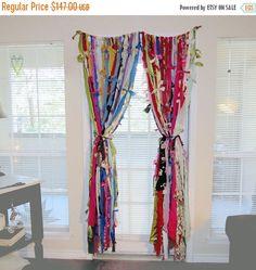 ajouter ces rideaux boho vous lespace pour un instant tzigane ajout de hippie - Maison Colore Rideaux