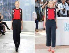 Cate Blanchett In Delpozo – 'How To Train Your Dragon 2′ Cannes Film Festival Photocall