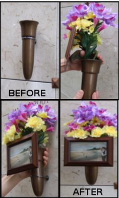The Best Way To Keep Flowers In A Cemetery Vase About Us Grave Flowers Funeral Flowers