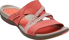 Clarks Womens Rosa Tealite Slide 10 BM US *** Be sure to check out this awesome product.